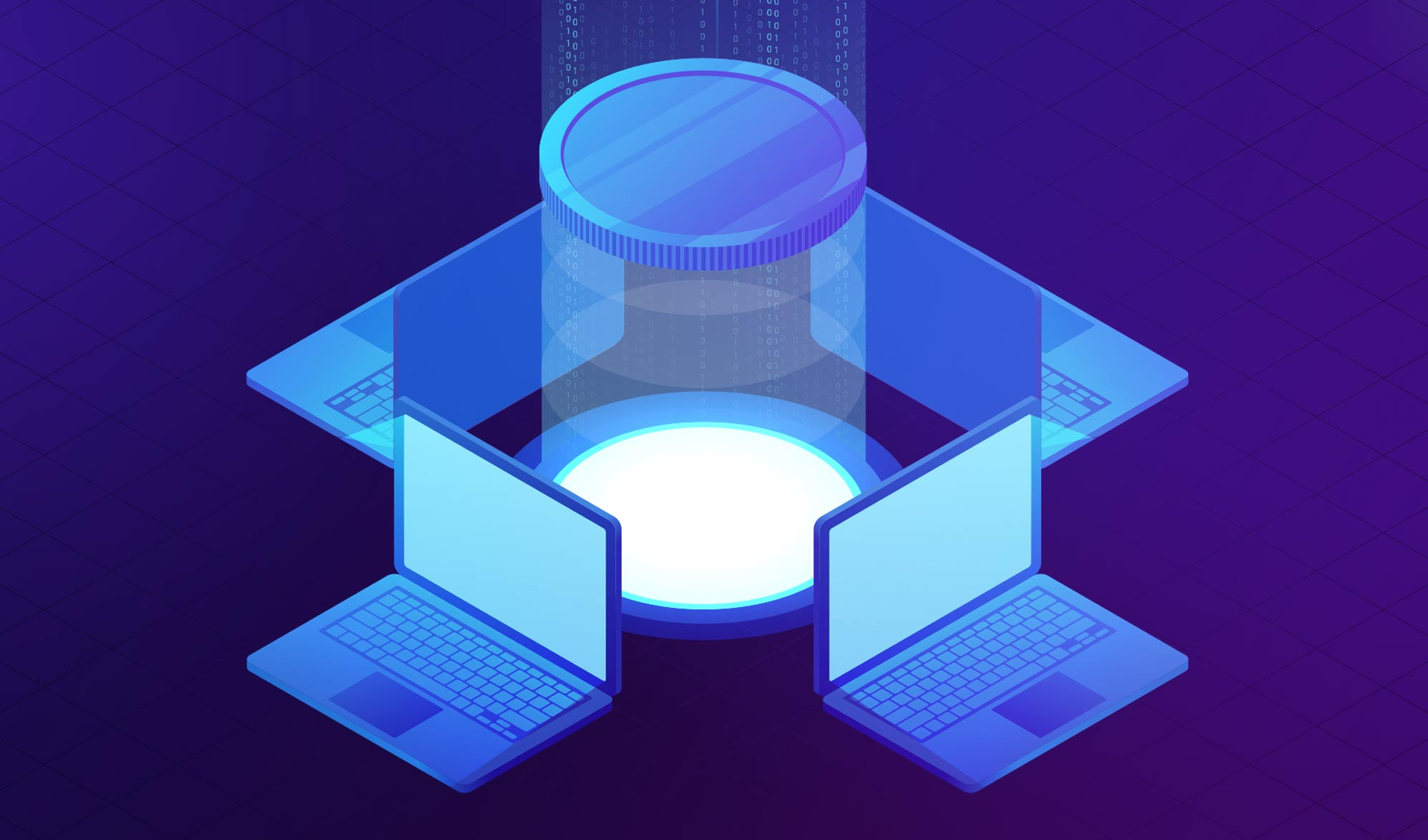 how blockchain mining works
