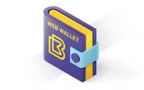 "BitBay's Web Wallet — part of the ""BitBay Easy"" development line"